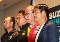 HLV Malaysia bực bội vì đặt đội Việt Nam lên kèo trên