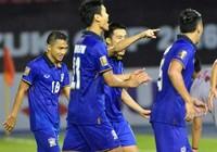 Thái Lan - Singapore (1-0): Khoan cắt bê tông