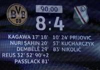 Champions League: Thêm 5 đội đoạt vé vào vòng knock out