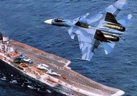 Vì sao máy bay MiG-29K rơi từ tàu sân bay Nga?
