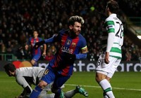 Champions League: Barca, Man.City vào vòng knock-out