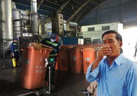 Dời nhà máy chất thải nguy hại, dân mừng rơn