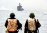 Hạm đội Biển Đen điều tàu sẵn sàng bắn tên lửa Ukraine