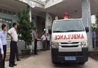 Trực thăng đưa chủ tịch huyện Phú Quốc vào đất liền