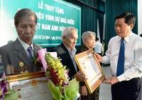 TP.HCM truy tặng 230 bà mẹ Việt Nam anh hùng