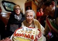Mừng thọ 'người phụ nữ đi qua 3 thế kỷ'