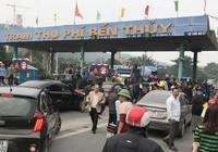 Sau đối thoại, dân lại chặn cầu Bến Thủy 1