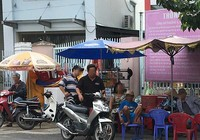 Nhan nhản cò vé ở Ga Sài Gòn