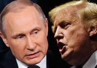 Trump-Putin: Bộ đôi quyền lực của năm 2016
