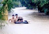 30 xã bị cô lập, Bình Định cần cứu trợ khẩn cấp