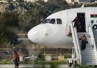118 con tin máy bay Libya đã được không tặc thả