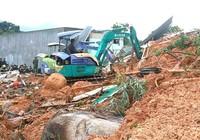 Làm rõ vụ núi Xanh bị lở do khai thác đất trái phép