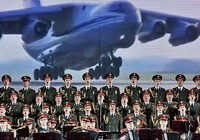 Đoàn quân nhạc Alexandrov: 'Vũ khí biết hát của Nga'