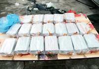 Mang 8 bánh heroin lọt vào Việt Nam