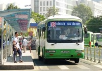 Đà Nẵng: Khuyến khích cán bộ đi làm bằng xe buýt