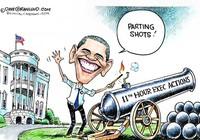 Obama có quyền gì vào cuối nhiệm kỳ?