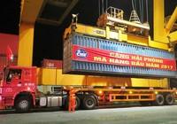 Hải Phòng chính thức thu phí cảng biển