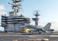 Tàu sân bay Mỹ sang biển Đông