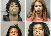 4 thanh niên da đen bị truy tố tội phân biệt chủng tộc