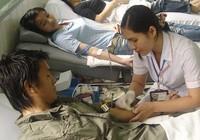 Không có việc bắt buộc hiến máu