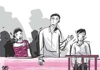 Cha mẹ bị hại cãi nhau vì... xin tha cho bị cáo