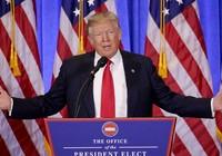 Ông Trump bắt đầu gây sóng gió