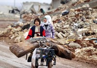 Nga thỏa thuận với Thổ về không kích ở Syria