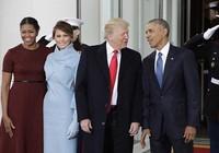 Donald Trump nhậm chức tổng thống