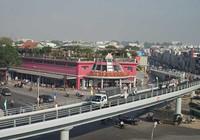 Thông xe 1 nhánh cầu vượt ngã sáu Gò Vấp
