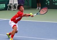 Davis Cup 2017: Hoàng Thiên thua trận ra quân