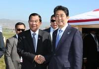 Vì sao Nhật đưa tàu chiến đến Campuchia?