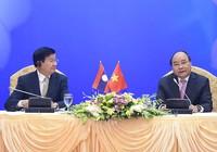 Thủ tướng Việt - Lào họp Ủy ban liên Chính phủ