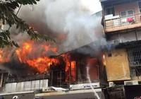 Cháy nhà trên phố cổ Hà Nội, 1 người tử vong