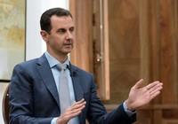 Tổng thống Syria bất ngờ bênh vực tổng thống Trump