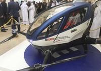 Triển vọng từ taxi bay không người lái ở Dubai