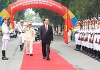 Chủ tịch nước giao nhiệm vụ cho lực lượng đặc nhiệm
