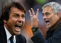 Cuộc chạm trán thú vị giữa Mourinho và Conte