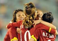 Cửa ải Myanmar của tuyển nữ VN tại vòng loại Asian Cup