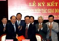 Thành ủy TP.HCM và Hội đồng Lý luận Trung ương hợp tác