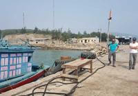 Cảng cá lậu nằm trong tuyến phòng thủ trọng yếu
