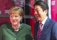 Lãnh đạo Đức-Nhật liên kết thách thức ông Trump