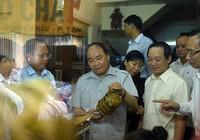 Khu thức ăn đường phố được Thủ tướng khen