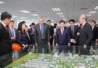 Thủ tướng Singapore khai trương trung tâm DN tại TP.HCM