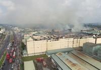 Gần 2 ngày đám cháy ở Cần Thơ vẫn còn âm ỉ