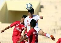 VCK U-19 quốc gia: Chủ nhà Bình Định dừng cuộc chơi