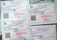 Suy giảm khả năng lao động có được chuyển đổi thẻ BHYT?