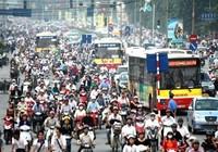 Phát triển vận tải công cộng để hạn chế xe cá nhân
