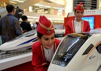Trung Quốc 'vỡ mộng' xuất khẩu đường sắt cao tốc