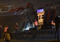 Tai nạn tàu hỏa nghiêm trọng tại Moscow