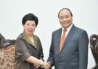 Thủ tướng đề nghị WHO tiếp tục hỗ trợ ngành y tế VN
